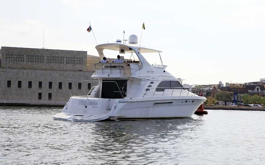 Yate Sea Ray 56