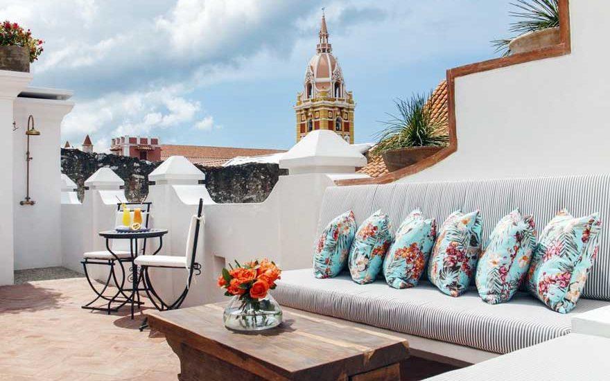Casa de La Renta Cartagena de Indias
