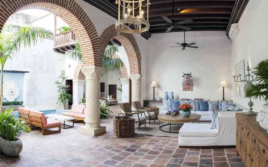Casa Colonial Ciudad Amurallada Cartagena