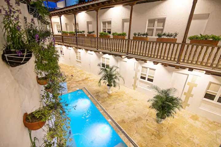 Alquiler Villa de Lujo Cartagena de Indias