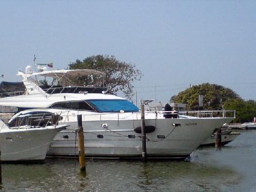 Yacht Destin | Cartagena de Indias