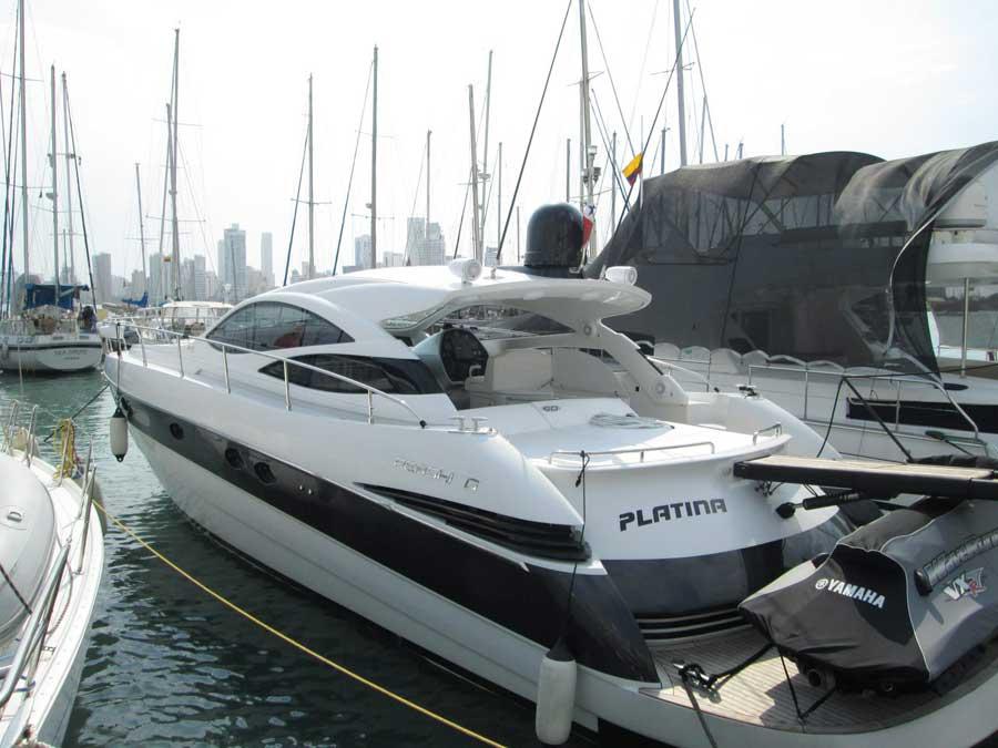 Rental Yacht Cartagena | Platina