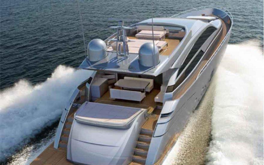 Yacht Pershing Cartagena 011