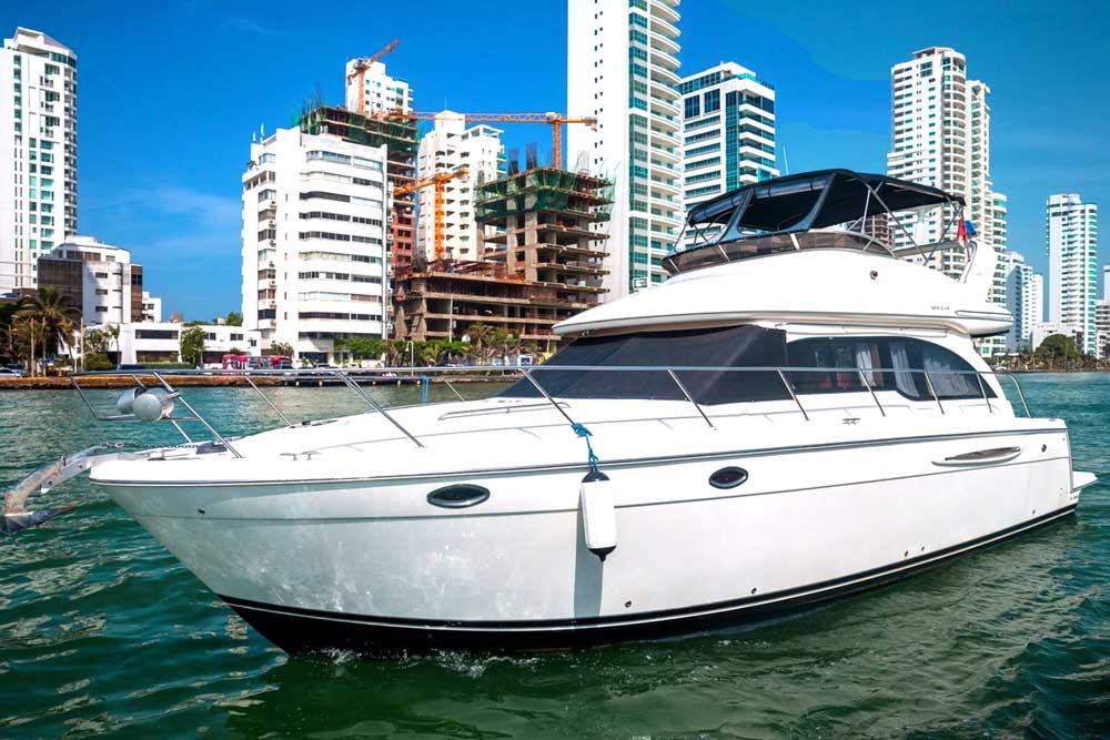 Yacht Meridian Cartagena 010