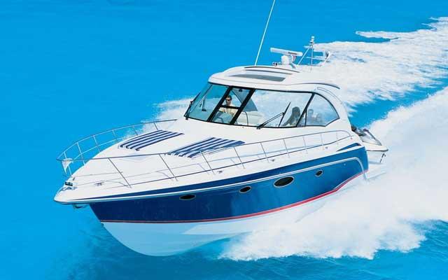 Yacht Cartagena | Formula 45