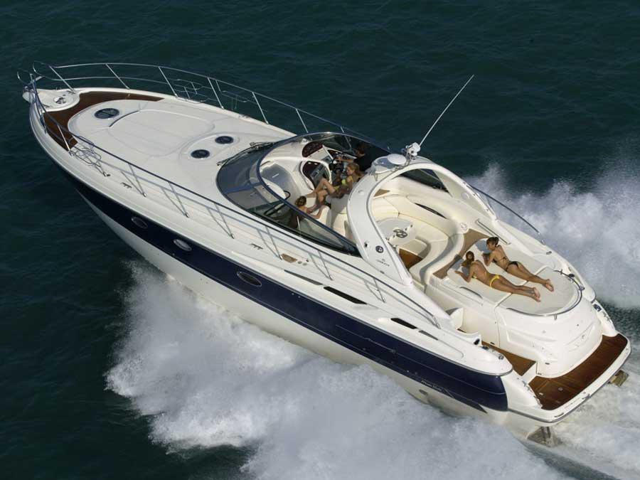 Yacht Sundeck 005