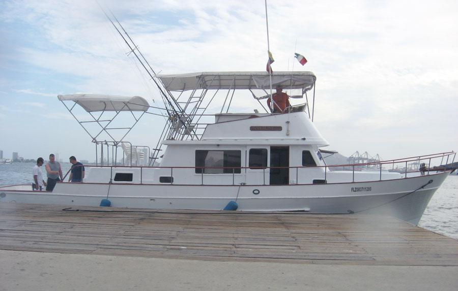 Yacht | Cartagena 001