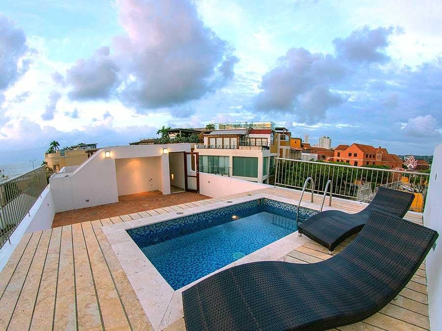 Apartment Casa del Virrey Eslava 012