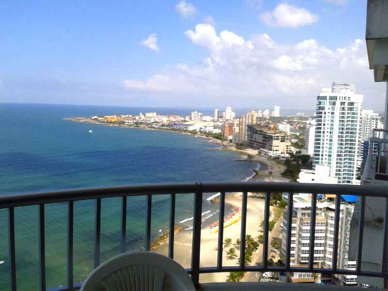 Palmetto Apartment Cartagena 012