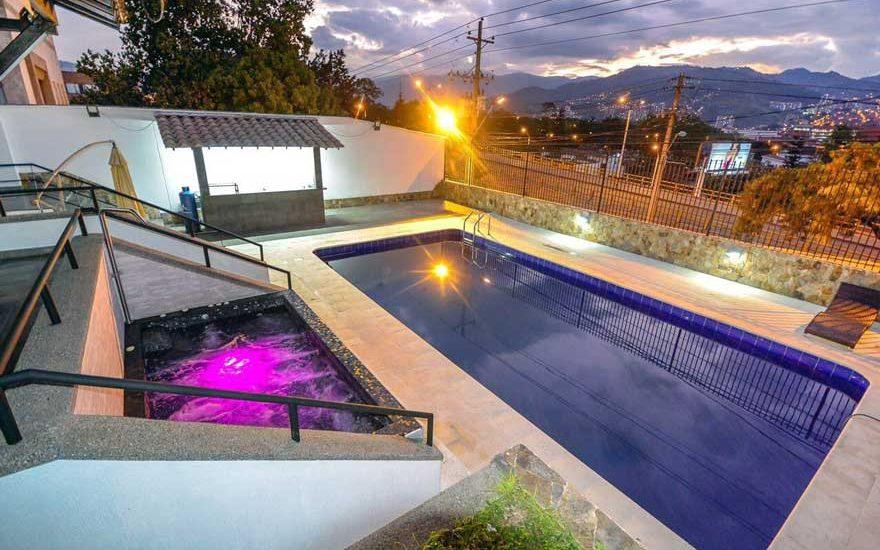 Casa en las Vegas Medellin