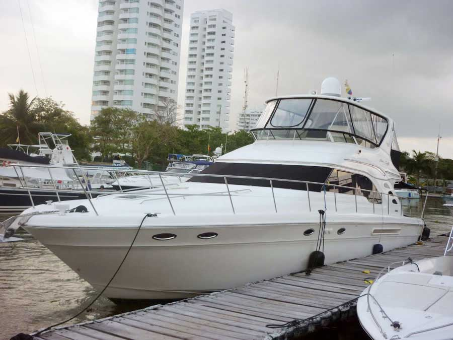 Yacht Cartagena | Sea Ray 001