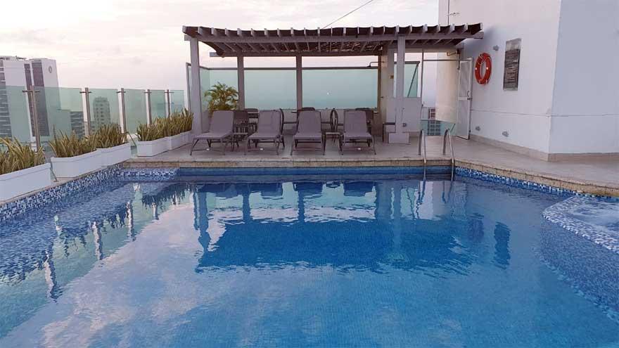 Bocagrande Bahia Apartment 001