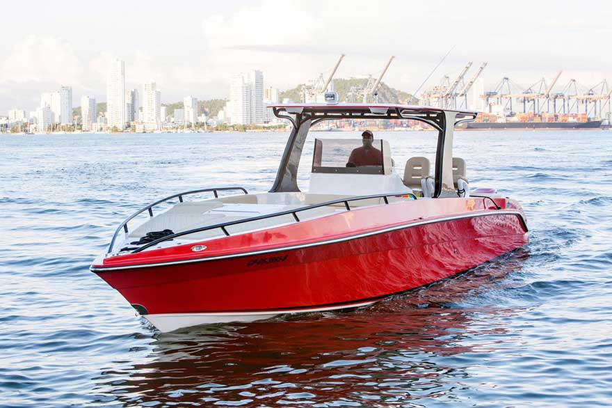 Boat Rental Cartagena Colombia 023