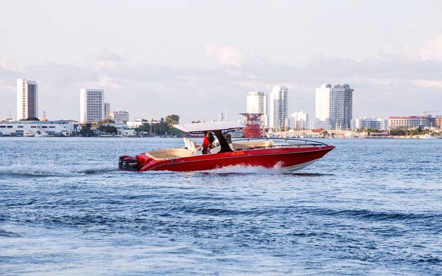 Boat Rental Cartagena Colombia 023