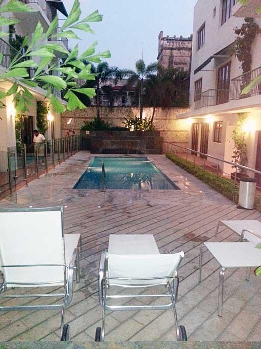 Casa del Virrey Eslava Apartment 008