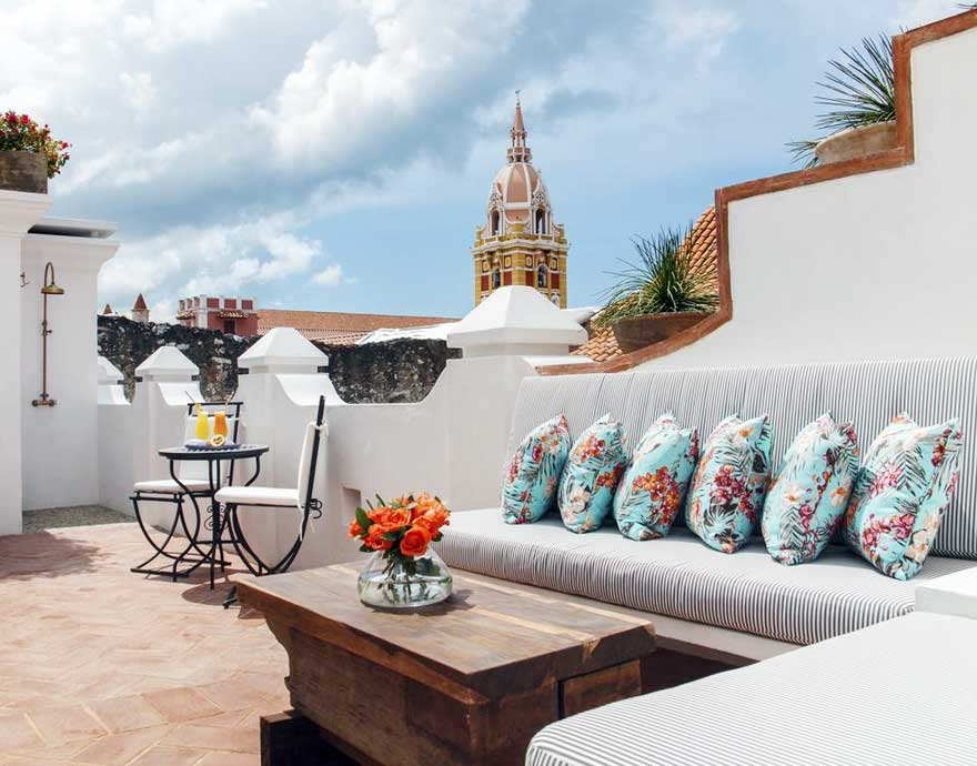 Historic Center House Cartagena 124