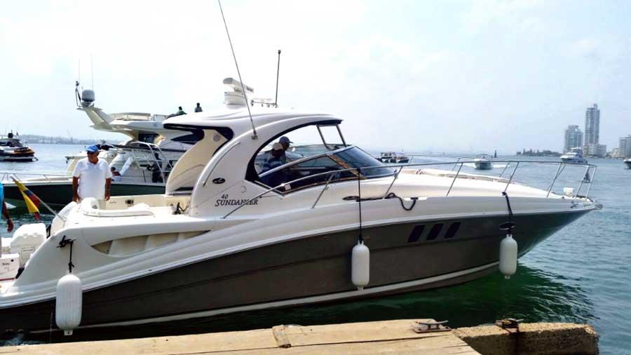 Yacht Sundancer 040