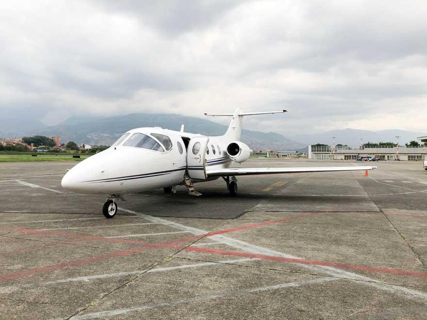 Private Jet 008