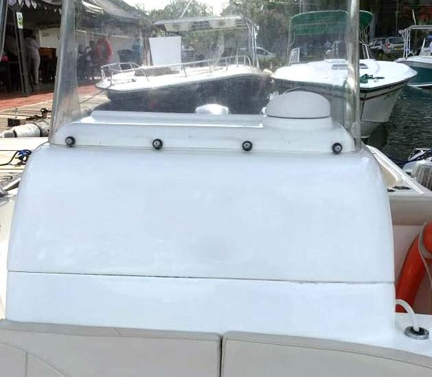 Boat Rental Cartagena Colombia 022
