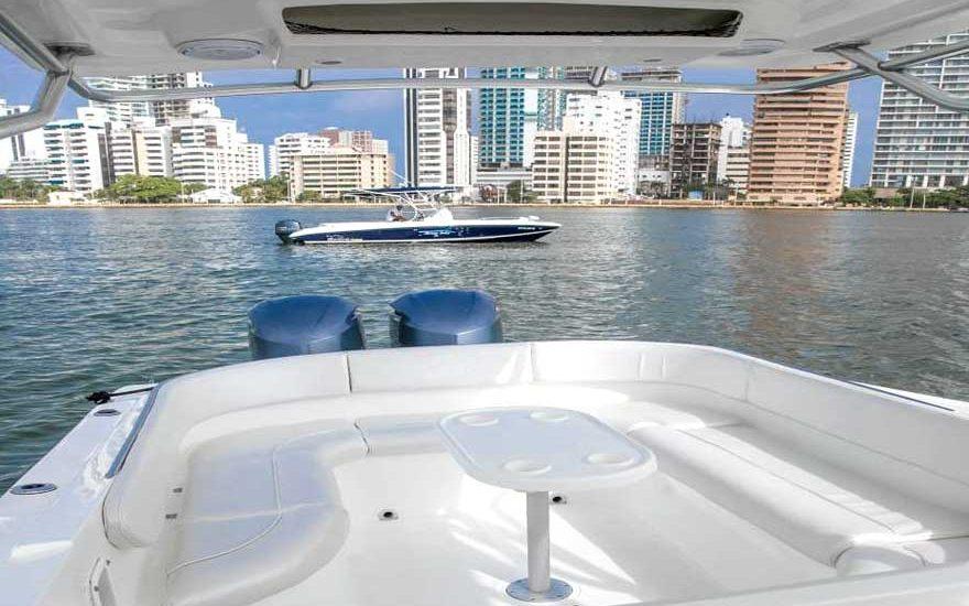 Boat Rental Cartagena Colombia 020