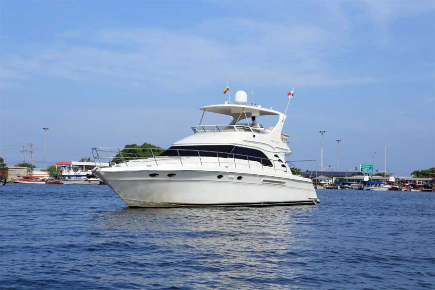 Yacht Sea Ray 56