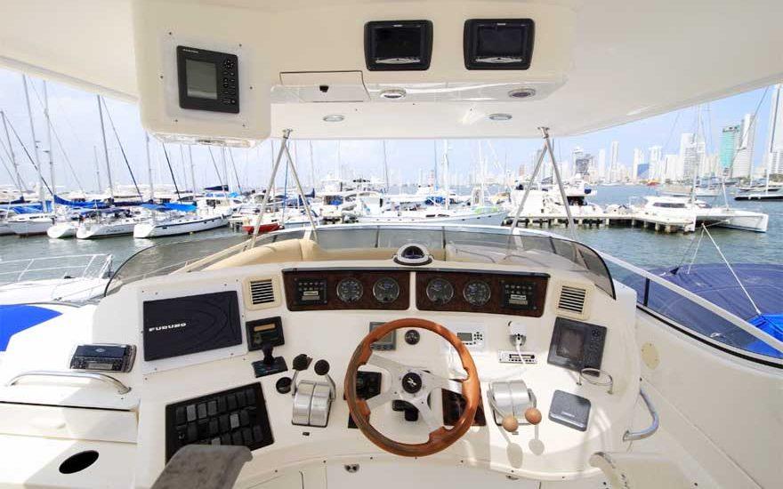 Yacht Sea Ray 56
