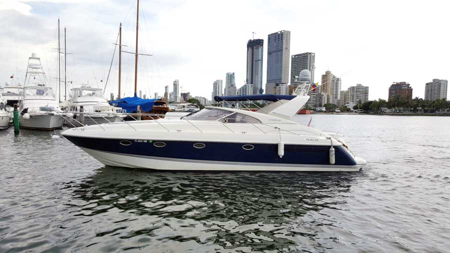 Rental Yacht Cartagena | Cranch