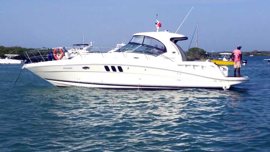 Yacht Sundancer 425