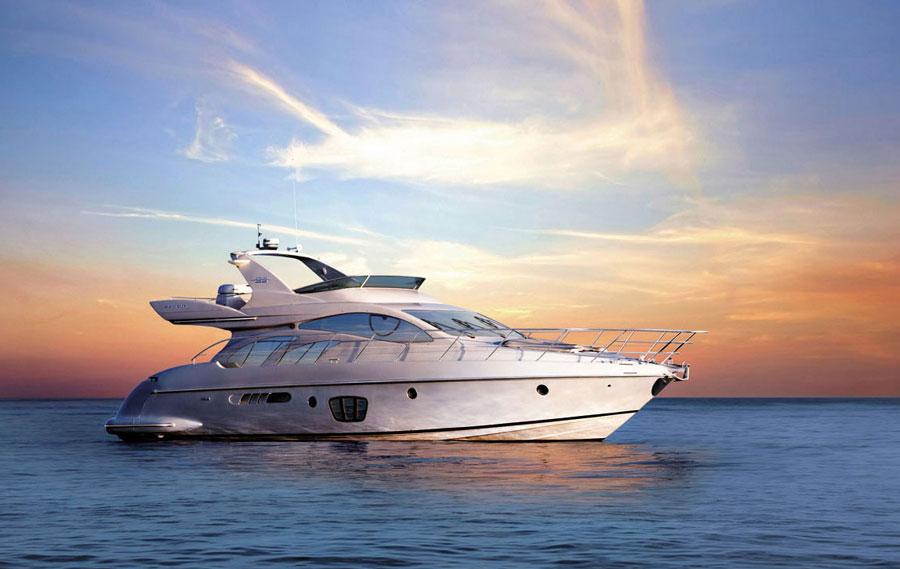 Yacht Azimut 55| 009