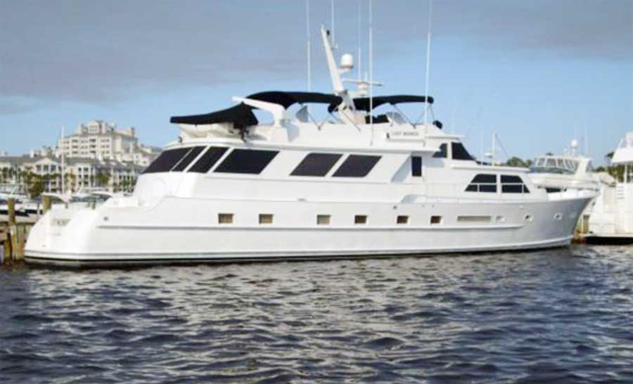 Luxury Yacht 85ft | Cartagena