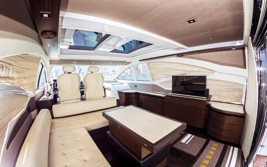 Yacht Azimut 625