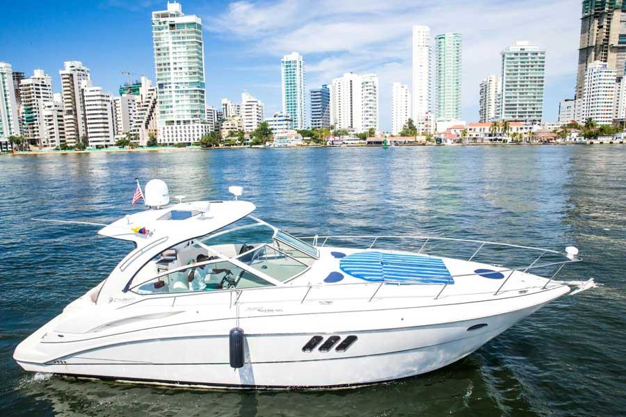 Yacht Cartagena | 007
