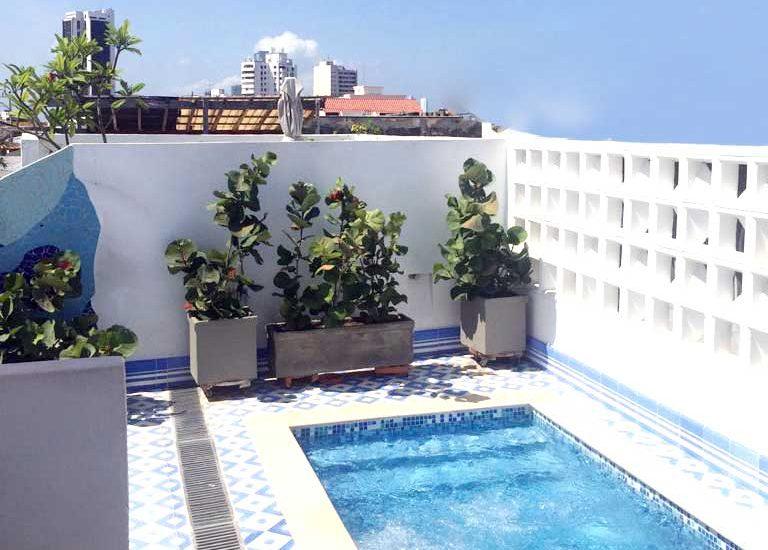 Casa Centro Histórico Cartagena 126