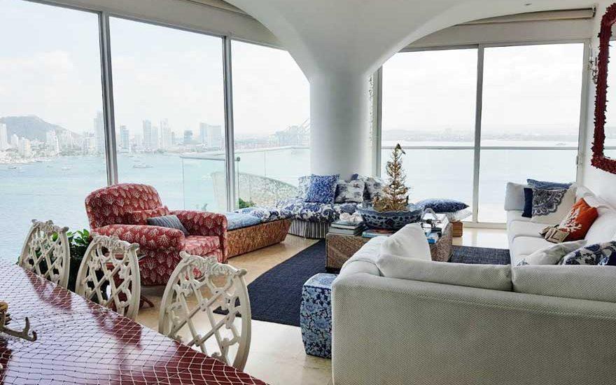 Alquiler Bocagrande Apartamento Cartagena