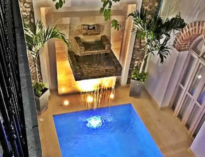 Casa en las Bóvedas en Cartagena