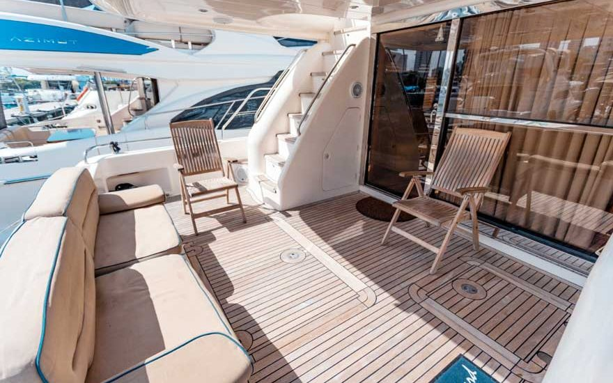 Yate Flybridge Cartagena