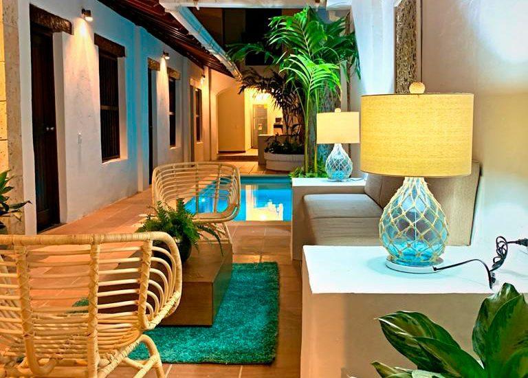 Casa para alquiler en Cartagena