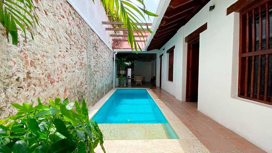 Casa Centro Histórico Cartagena 128
