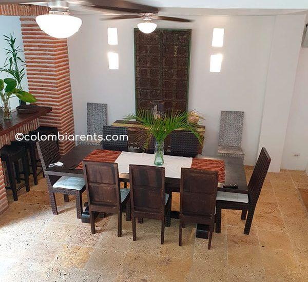 Casa Centro Historico Cartagena 033