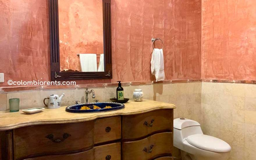 Piscina en Casa en Cartagena de Indias