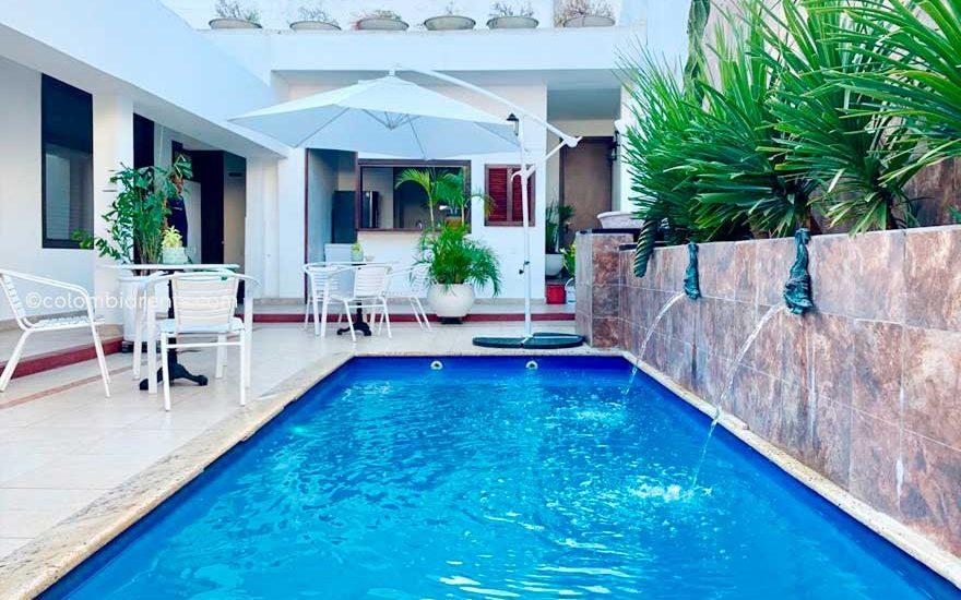 Casa de Lujo en Cartagena