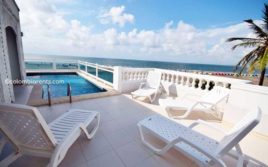 Casa con Piscina en Cartagena