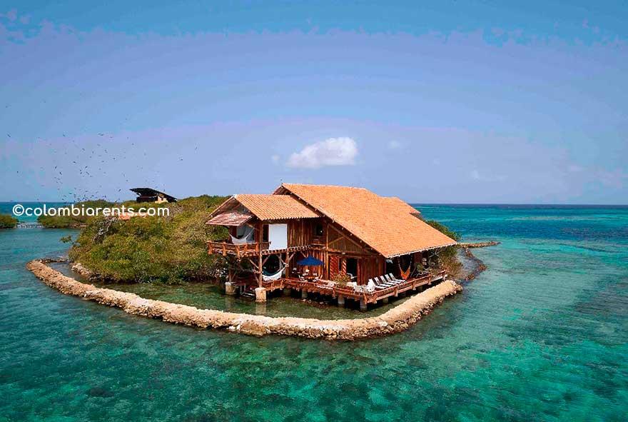 Isla Privada | Islas del Rosario 042