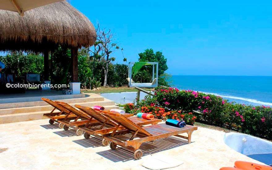 Alquiler Punta Canoas Cartagena