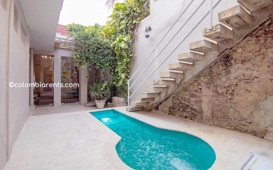 Casa Ciudad Amurallada Cartagena