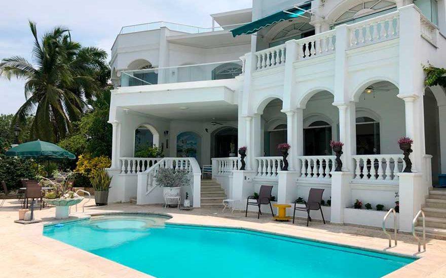 Casa Santa Marta Colombia