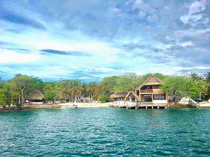 Isla Privada | Islas del Rosario 009