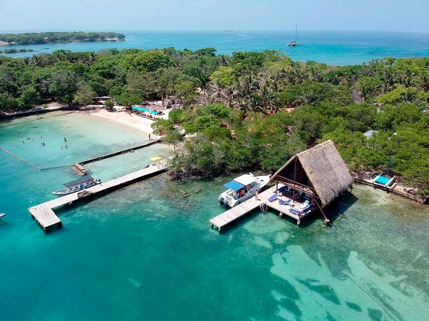 Isla Privada | Islas del Rosario 041