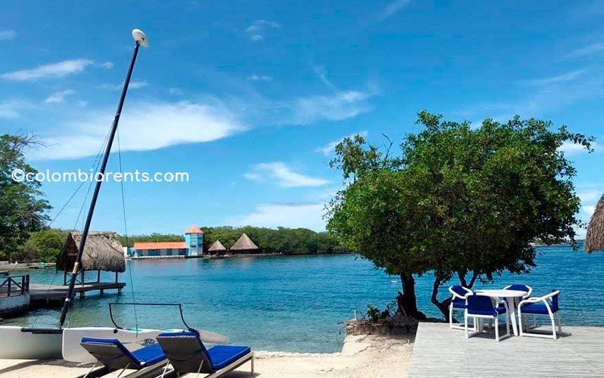 Isla Privada Islas del Rosario