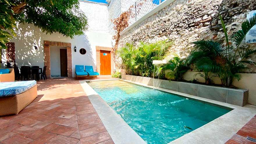 Casa Centro Histórico Cartagena 132